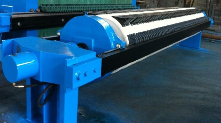 xmyz720圆板高压压滤机(液压压紧,自动保压,自动拉板)